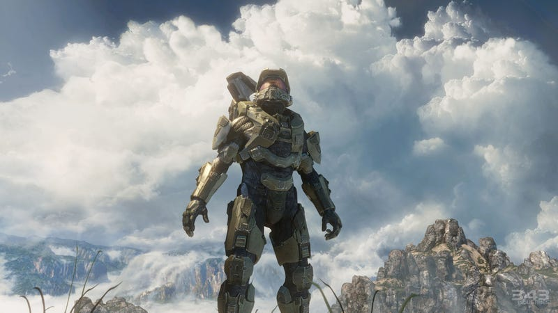 Illustration for article titled The deconstruction of the Master Chief