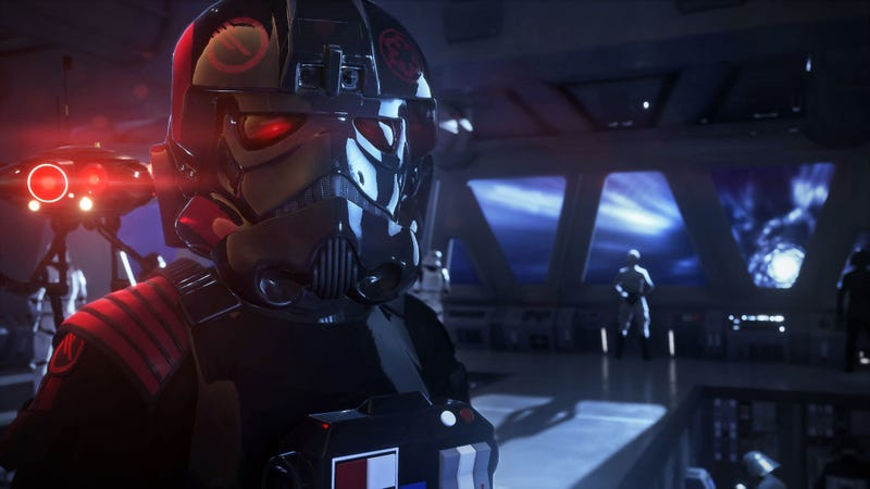 Screenshot: Star Wars Battlefront II/EA