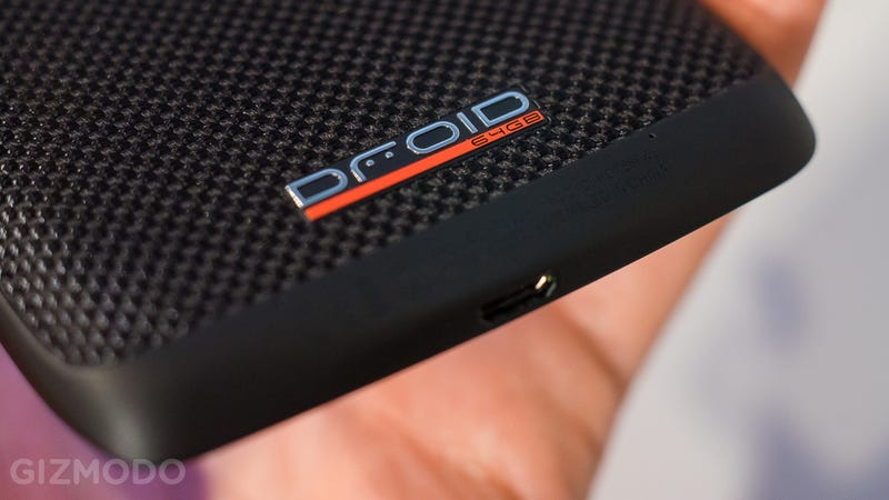 Droid Turbo Hands-On: A Super-Powered Smartphone That Lasts