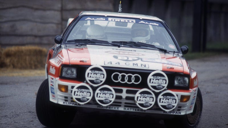 What Legendary Race Car Would You Most Love To Drive?