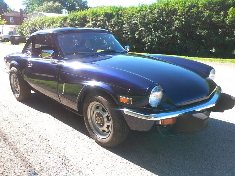 At $3,300, Is This BMW-Powered '1980' Triumph Spitfire a