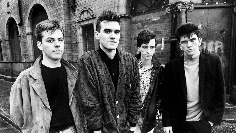 Illustration for article titled How Many Of These Smiths Songs Have You Heard?
