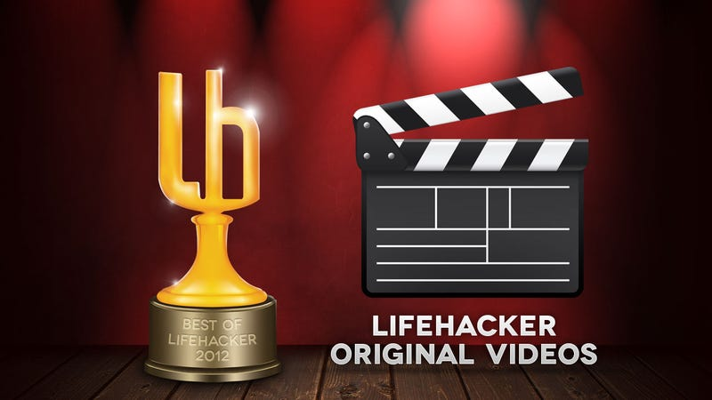 Illustration for article titled Most Popular Lifehacker Videos of 2012