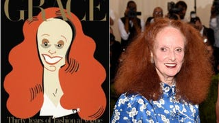 Grace Coddington's Got a New-and-Improved Set of Books Coming Out