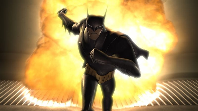 Illustration for article titled Beware The Batman