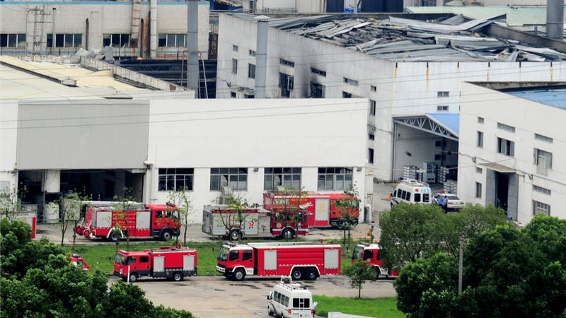 Illustration for article titled Explosion At GM Supplier In China Reportedly Kills At Least 69