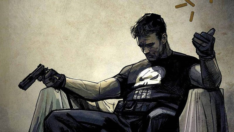 Illustration for article titled The Punisher tendrá su propia serie en Netflix, y este es el primer adelanto