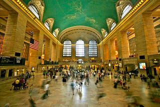 Illustration for article titled Grand Central Station Is Radioactive