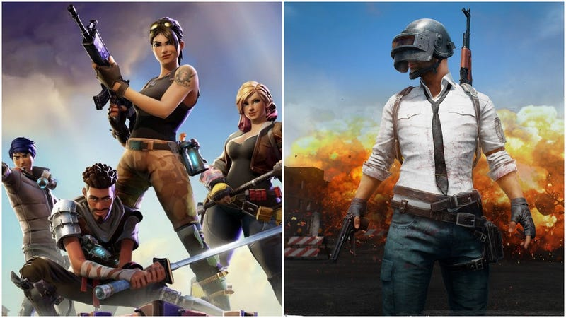 Illustration for article titled PlayerUnknown's Battlegrounds Studio Is Suing Over Fortnite