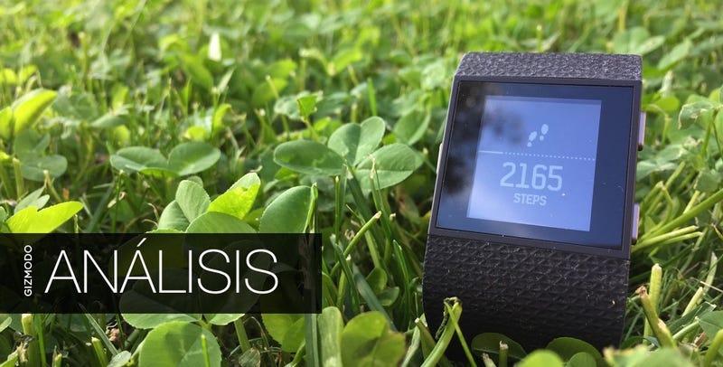 Illustration for article titled Fitbit Surge, análisis: un smartwatch que ni es smart ni es reloj