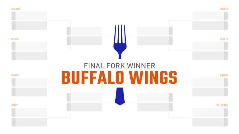 Illustration for article titled Ding Goes The Timer: Presenting Your Final Fork Meal Bracket Champions