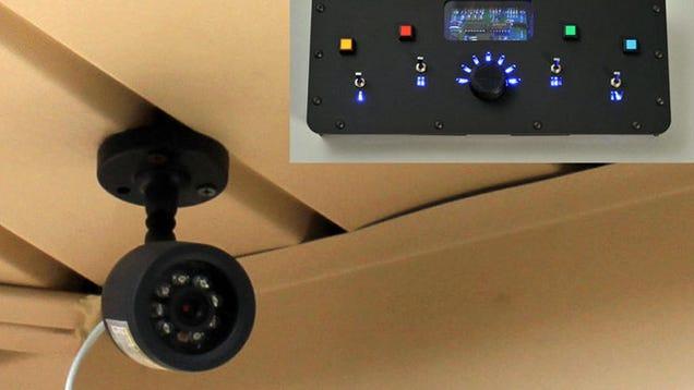 Build Your Own Video Surveillance System