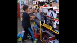 Unsupervised boy trashes a Dollar General Store in Tallahassee, Fla.YouTube screenshot