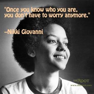 Nikki Giovanni (Michael Ochs Archives/Getty Images)