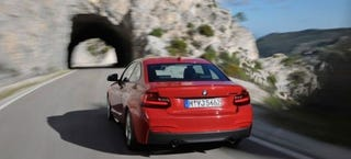Illustration for article titled Consumer Reports Says The BMW M235i Is Better Than A Porsche 911