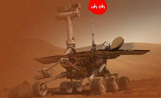 the mars rover death - photo #11
