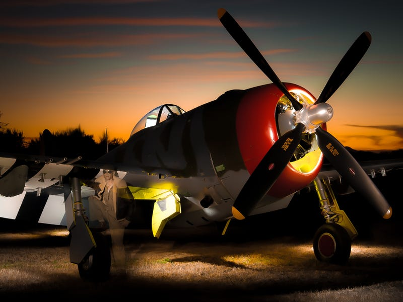 Amazing Warbird Photos Look Like They Were Taken By A Time