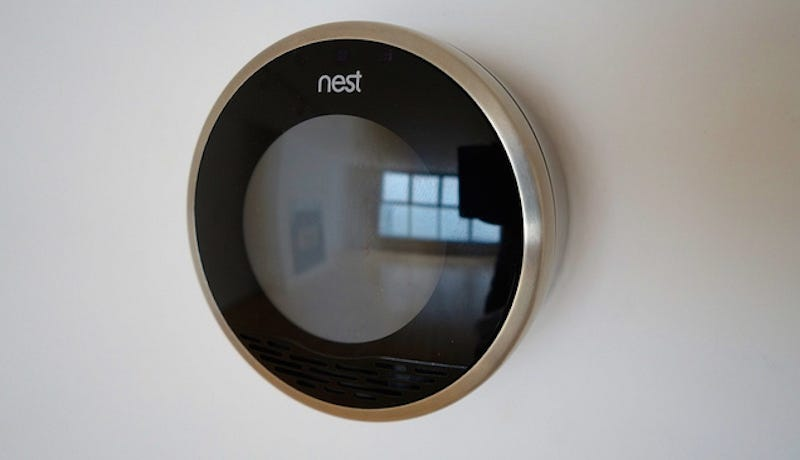 Illustration for article titled Turn Your Nest Thermostat Into a Motion Detector With IFTTT