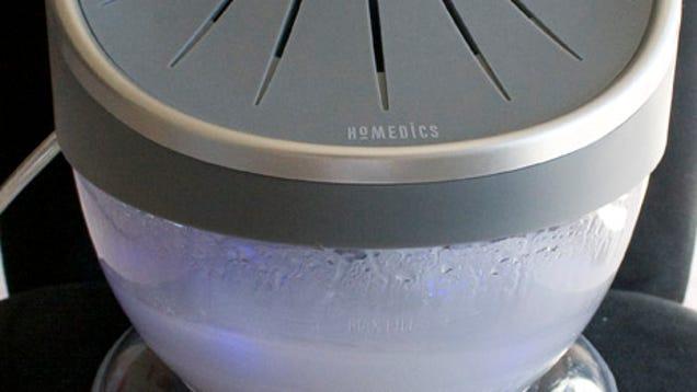 Air Revitalizer Scents ~ Lightning round homedics brethe air revitalizer
