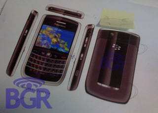 Illustration for article titled BlackBerry 9630 is Verizon's Niagara World Edition?