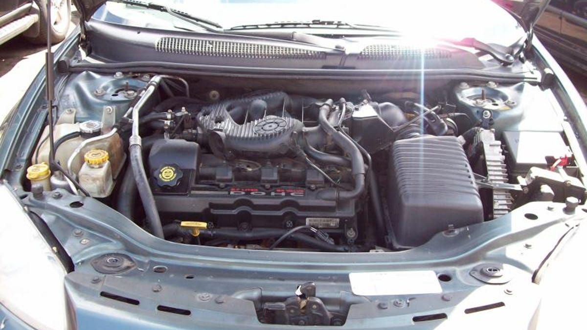 rotten memory page old engine comment replacement pump leak chrysler seal blog in water a