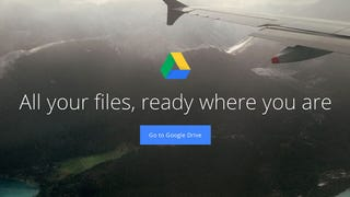 Illustration for article titled Abre tus archivos desde donde quieras en el nuevo Google Drive