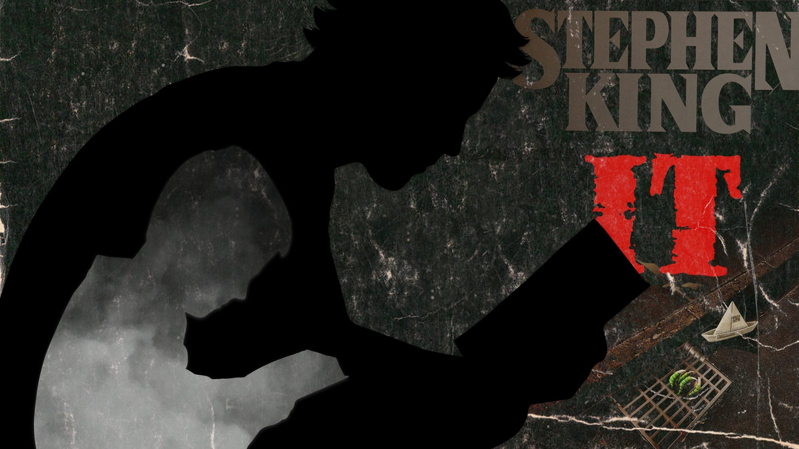 Re-reading Stephen King's It and confronting my own personal Derry