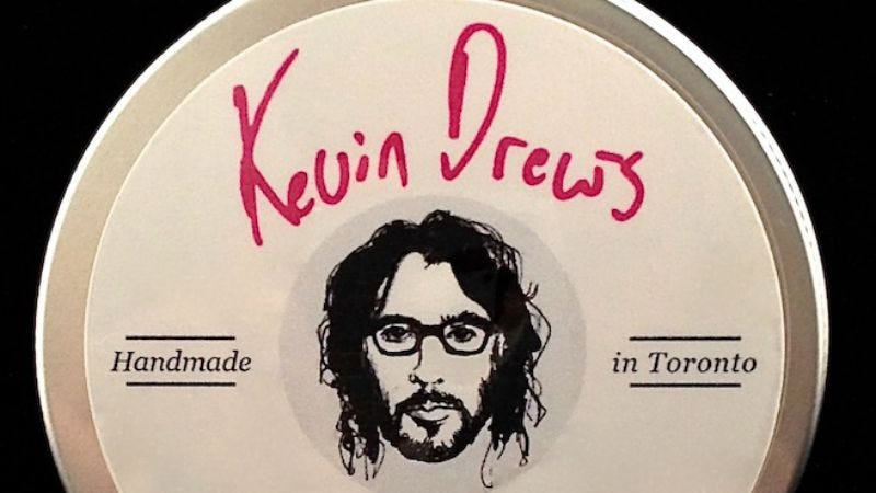 Illustration for article titled Broken Social Scene's Kevin Drew is now selling his own body butter