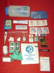 Illustration for article titled Build a Basic First Aid Kit for the Road