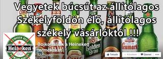 Illustration for article titled Székelyföld nem létezik? Alaposan kihúzta a gyufát a Heineken!