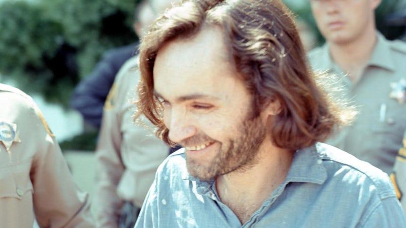 Charles Manson in 1970