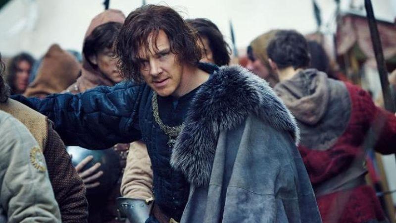 Benedict Cumberbatch (Image: BBC)