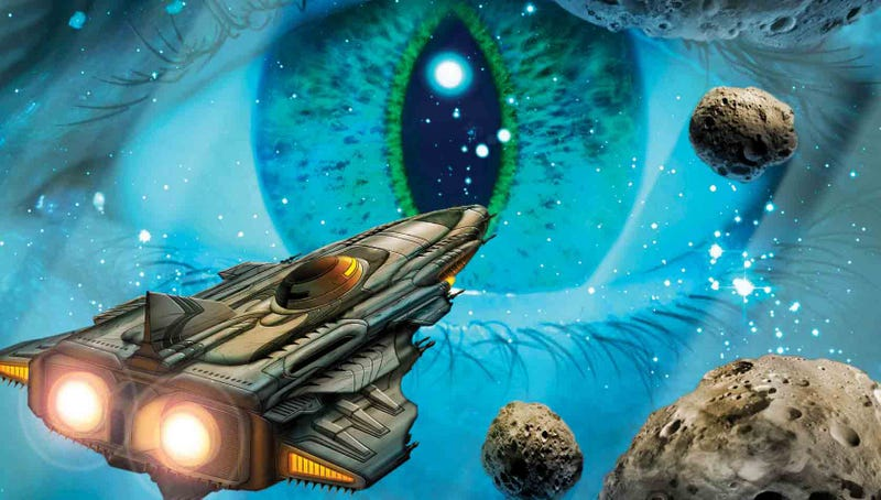 Illustration for article titled The Complete Guide to Science Fiction and Fantasy in December