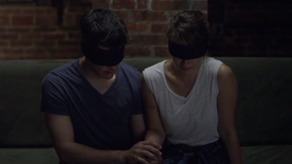 Two Teens Hide a Pregnancy in a World Where Heterosexuals Are Persecuted