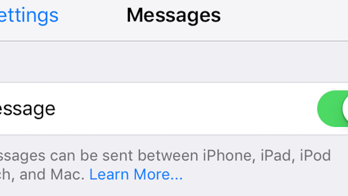 How to Prevent iMessages From Accidentally Appearing On