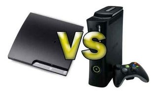 Illustration for article titled PS3 Slim Vs. Xbox 360 Elite: Tale of the Tape