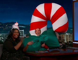 Octavia Spencer, Melissa McCarthy (Screenshot: ABC)
