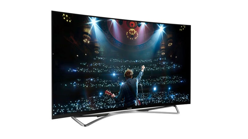 Illustration for article titled Two Years After Killing Plasma TVs, Panasonic Wades Into 4K OLED