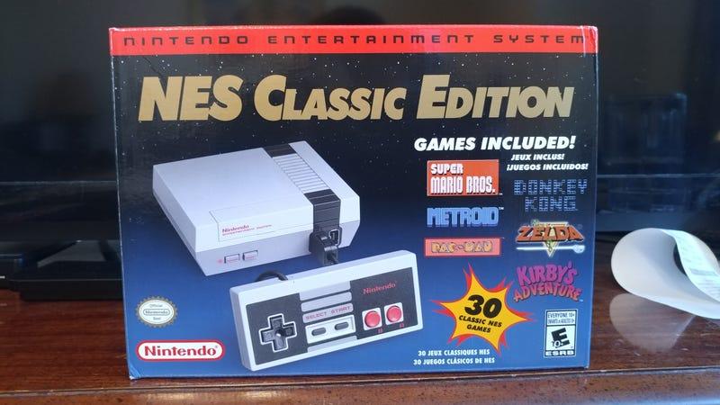 So much nostalgia in one tiny box.
