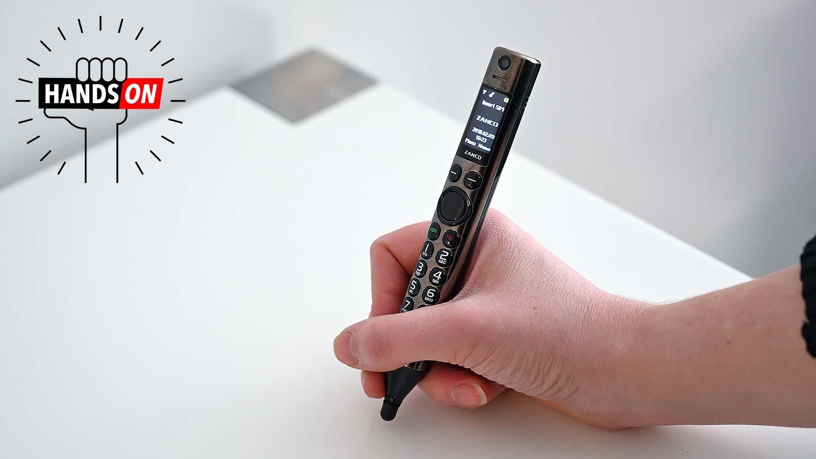 QnA VBage The Zanco Smart Pen Is a Modern Day Talkboy
