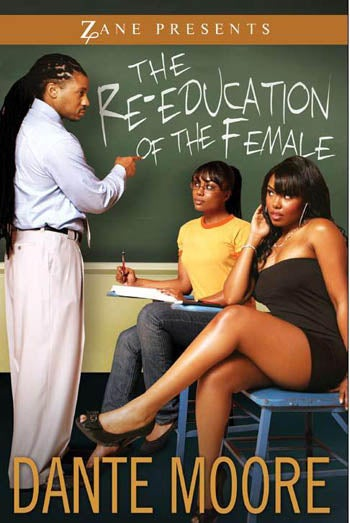 """Illustration for article titled Dante Moore's Rules For Female """"Re-Education"""" Include Cooking And Staying Skinny"""