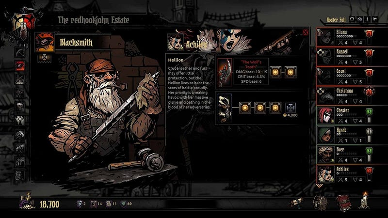 Darkest Dungeon Ancestral Edition [Switch] | $30 | Amazon