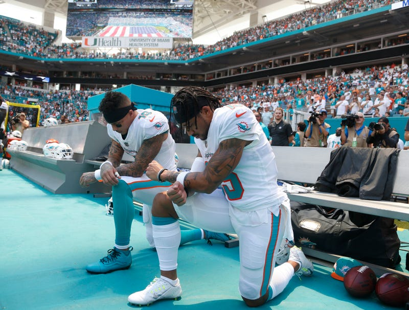 Illustration for article titled NFL Players Have Stopped Kneeling Because That's What Black America Wants