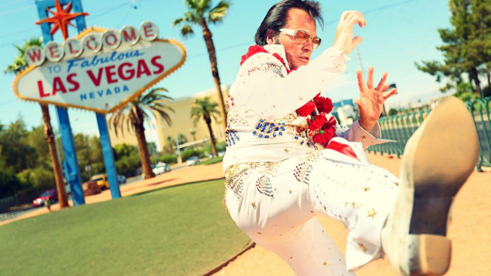 Gay Wedding Packages Las Vegas Elvis Wedding Chapels In Las Vegas Won39t Let Same Sex
