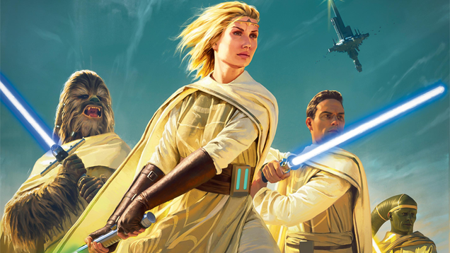 Breaking Down Star Wars: The High Republic—Old Jedi, New Tech, and Fascinating Connections