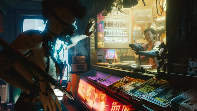 CD Projekt Refunded Only 30,000 Copies Of Cyberpunk 2077