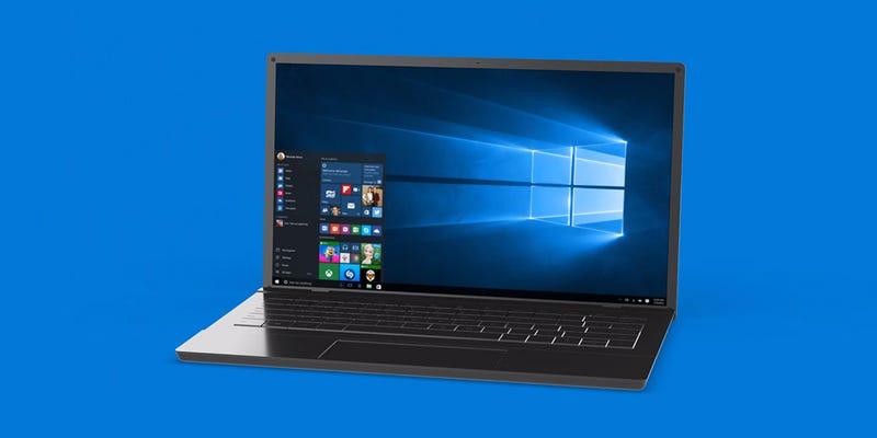 Illustration for article titled Cómo evitar que tu PC descargue la actualización a Windows 10 si no la deseas