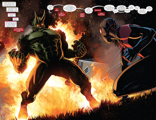 Illustration for article titled Ultimate Spider-Man #4 Packs A Wallop (Spoilers)