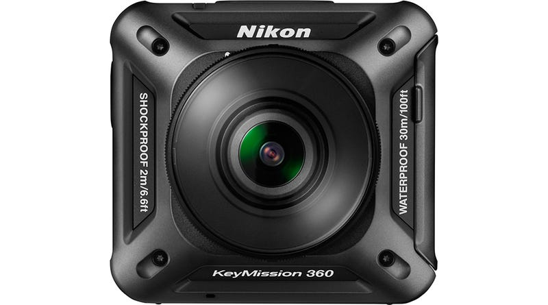 Nikon launches action-oriented Keymission cameras in India