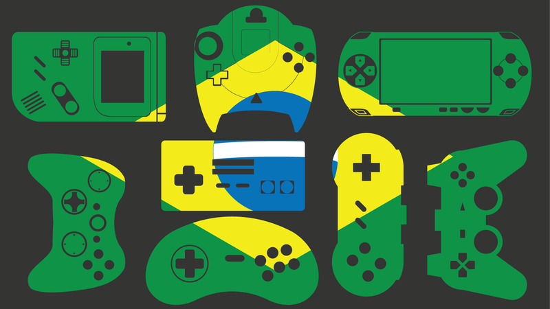 Illustration for article titled Brazil of Games: A Land Without Nintendo